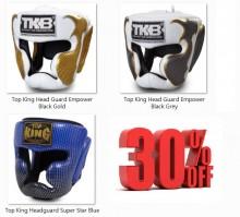TOP KING 花式拳擊頭盔