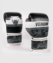 VENUM 拳擊手套-兒童-黑色/灰色