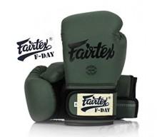 Fairtex F-Day 軍綠色特別版