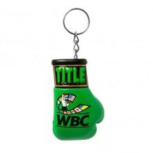TITLE WBC Keyring 世界拳擊理事會官方授權和批准。