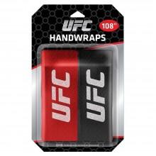 UFC 黑紅色手帶套裝(兩對)