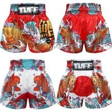 複製 TUFF 泰拳短褲 日本錦鯉